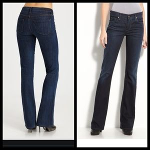 Citizens of Humanity Amber Med Rise Bootcut Jeans